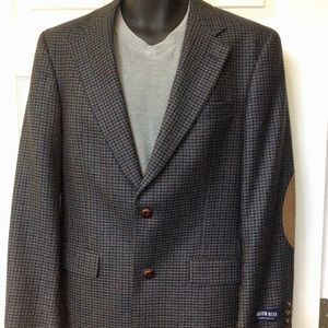 Austin Reed Sports Jacket wth Patches 38R